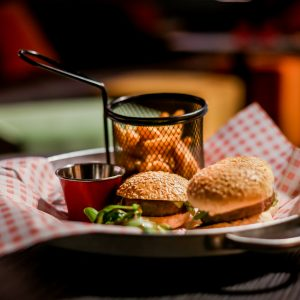 magritte - Trio de burger